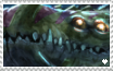 sea dragon leviathan stamp by ghylo