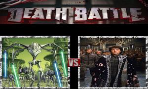 General Grevious vs. Paul Atreides by ScarecrowsMainFan