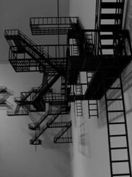 Eiffle Towers by the-denialtwist