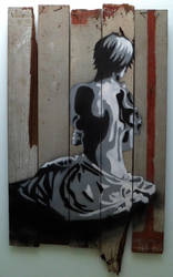 Untitled (Woman Bathing) by VR-Jay