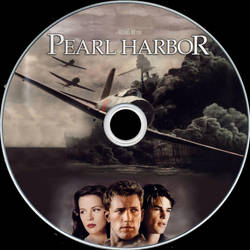 Pearl Harbor Disc Label by RoadWarrior00