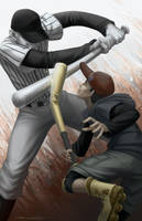 Crossover: Batter Up by Evelar