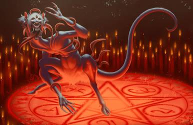 Monster Boys - Demon by Evelar