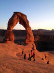 Delicate Arch II by Subclipse