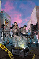 ghostbusters final version by fabiomantovani