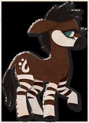 My Little Okapi by Sleepwalks