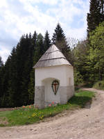 An old chapel in Slovenia by PSDtech