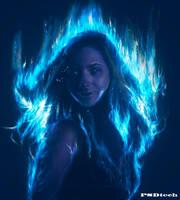 Blue Aura by PSDtech
