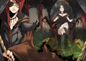 Halloween Echo by wickedalucard