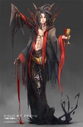 Lucifer by wickedalucard