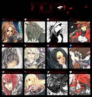 Summary 2014 by wickedalucard