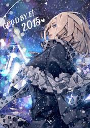 Bye 2015 by wickedalucard