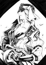Yda - sketch by wickedalucard