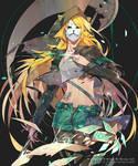 Neko Reaper by wickedalucard