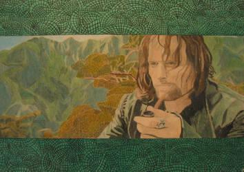 Aragorn son of Arathorn by sanzzo