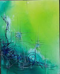 Rolling Green by OblskOne