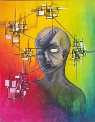 Divine Power: Monochrome by OblskOne