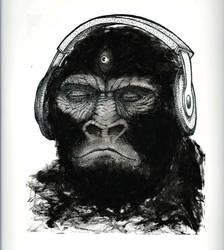 Goin' Gorillas by OblskOne