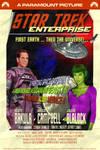 Enterprise as B-movie by Ptrope