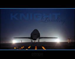 Knight Landing by Ptrope