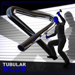 Tubular Blue 2012 by Ptrope