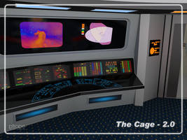 Cage2.0 Console WIP by Ptrope
