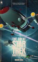 The Great Shuttle Race - TrekBBS Contest 201409 by Ptrope