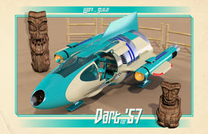 Dart ... for '57! by Ptrope