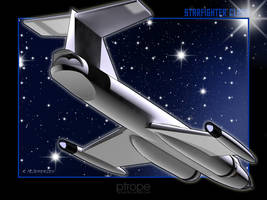 Starfighter Too by Ptrope
