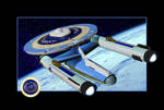 Starfleet One by Ptrope
