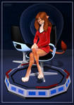 Sitting Pretty by Ptrope