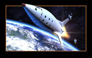 Time To Orbit by Ptrope