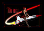 Miss Road Rocket 2017 by Ptrope
