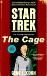 The Cage - paperback by Ptrope