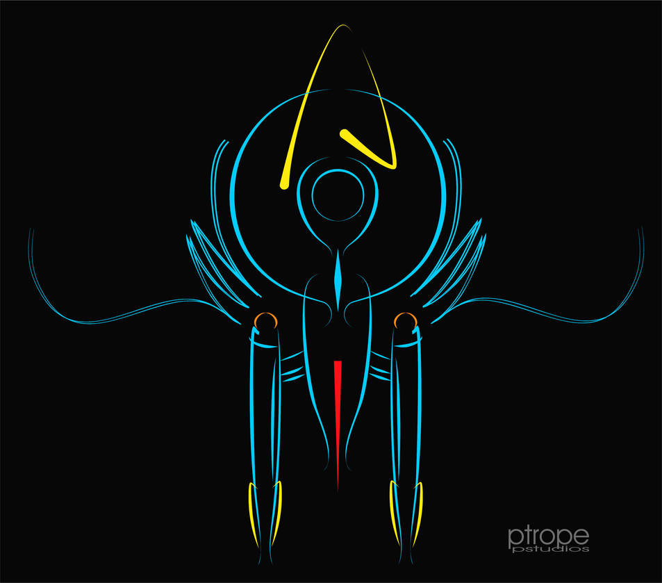 Enterprise Pinstripe Test3a by Ptrope