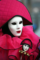 Venice Carnival - VIII by M-Kite