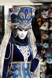 Venice Carnival - XIX by M-Kite