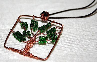 Tree of life 2 by M-Kite