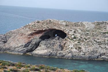 Cave Malta by chloe-tsundere