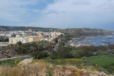 overview Malta by chloe-tsundere