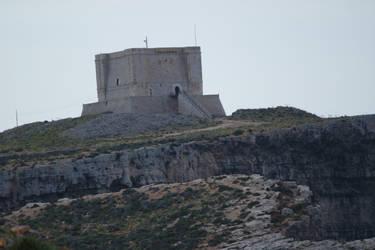 abandoned fort/castle by chloe-tsundere