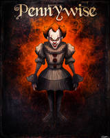 Pennywise by MintyFreshThoughts