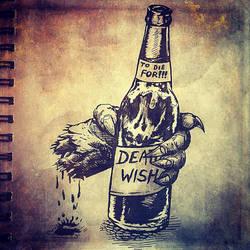 Day 18 - Bottle  by MintyFreshThoughts