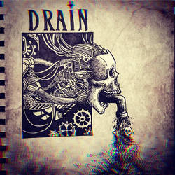 Day 21 - Drain  by MintyFreshThoughts