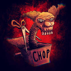 Day 24 - Chop  by MintyFreshThoughts