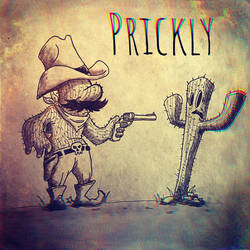 Day 25 - Prickly  by MintyFreshThoughts
