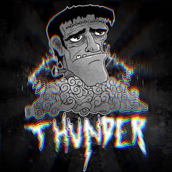 Day 27 - Thunder  by MintyFreshThoughts