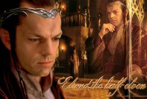 Elrond by LadyAnnatar