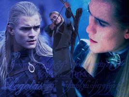Legolas. by LadyAnnatar