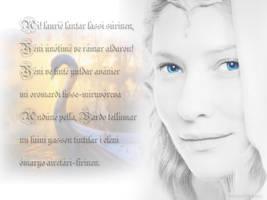 Galadriel by LadyAnnatar